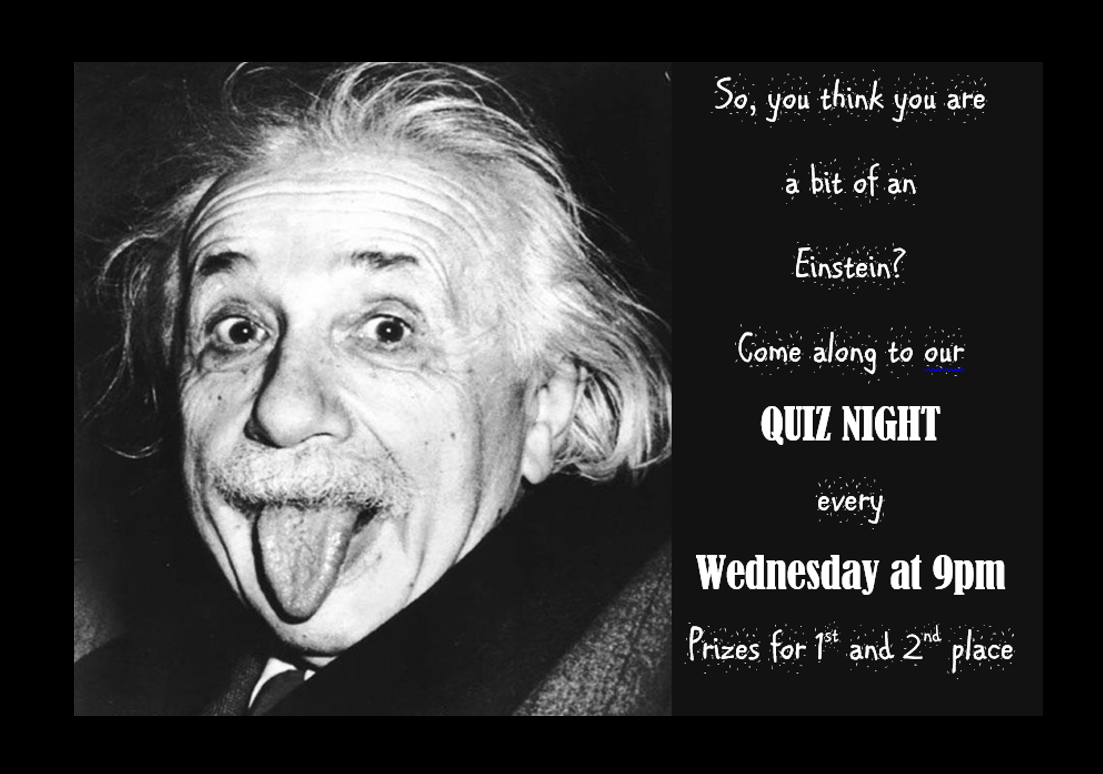 Quiz every Wednesday